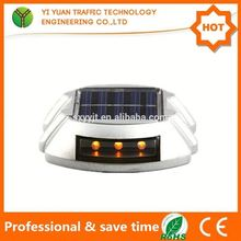 Alibaba email address battery powered spike ceramic road stud reflector