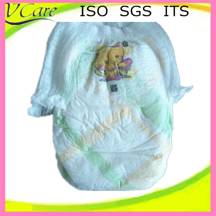 Baby boy girl ruffle diaper pants manufacturer in China