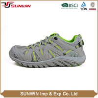 Promotional low price flex well durable waterproof trekking shoes
