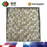 Glass Stone Mosaic Kitchen Backsplash Tile