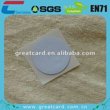 Self Destroyed I CODE 2 RFID Tag for Book