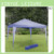 steel tube 3x3 outdoor pop up gazebo tent polyster fabric