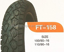 Top Brand Motorcycle tire 110/90-16 in high quality