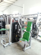 Adjustable Chest Press/TZ-6056/flex fitness gym equipment/body fit machine