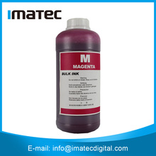 One Liter Fluorescent Ink For Inkjet Digital Printing With DX-5 Head Printers