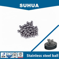 1mm 2mm 440c stainless steel ball with certificate