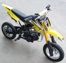 Mini Petrol Pit Bike Dirt Bike 50cc for Kids