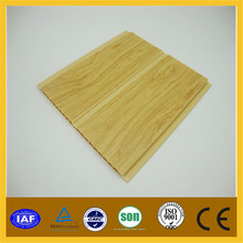 Wall Panel PVC Ceiling Profile Tiles Wooden Shaped