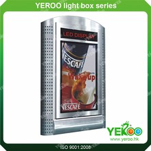 Free Standing Ultra Large LED Slim Light Box