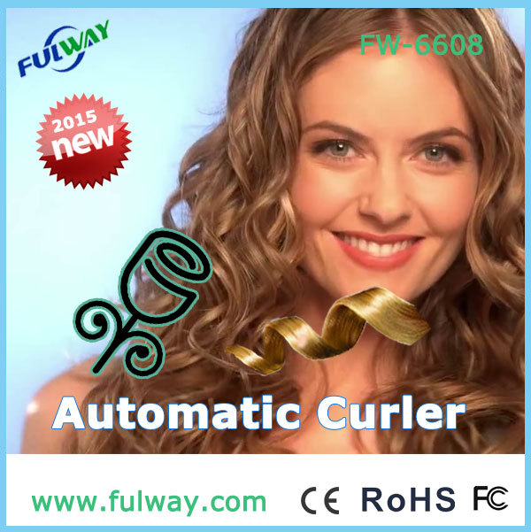 Electronic Tulip hair styling tools roller