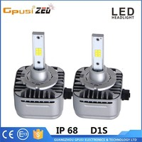 Lowest Price High Bright Hid Auto Repair Lamp D1 D1S D1R Xenon Light car led headlight bulbs