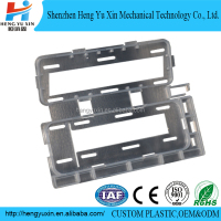 ABS/PC/POM/PMMA/PA Plastic shell parts prototype manufacturing