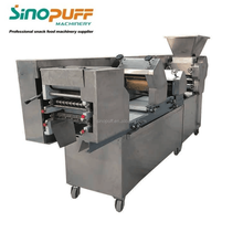 China CE Certificated Pastel Zinho Tipo Torcida Snack Making Machine