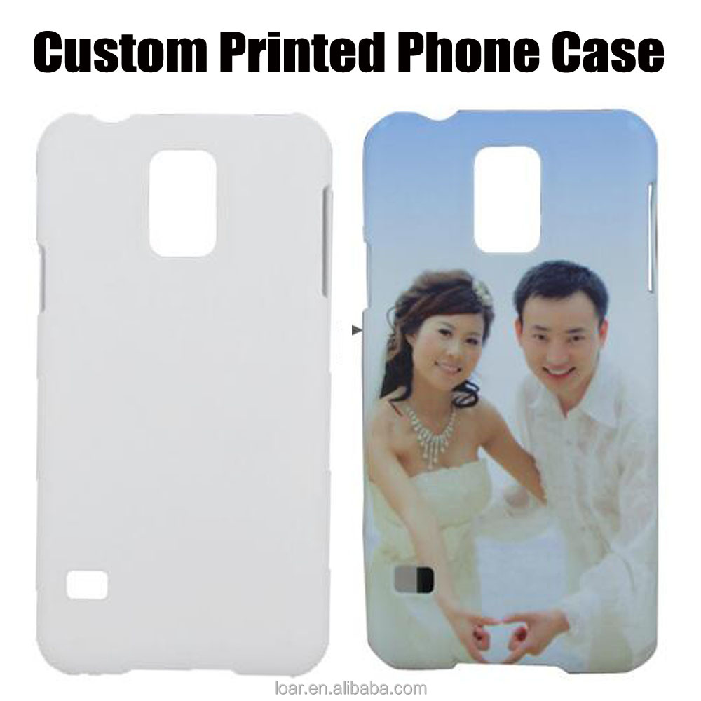 For samsung galaxy smart phone Design your OWN cover 3D Sublimation personalised custom printed case