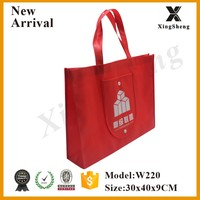 new products non woven bag foldable trolley shopping bag
