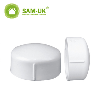 Best Quality White Special 1 2to2 PVC Pipe Fitting End