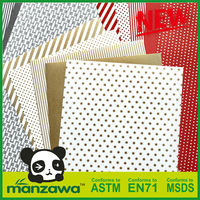 Manzawa custom printed wholesale wrapping paper