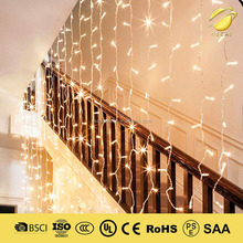 led decorative serial lights cheap led curtain light commercial window led light