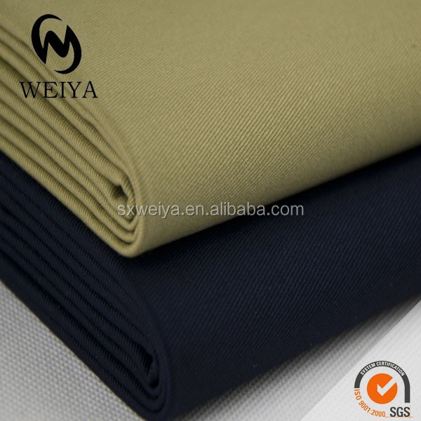 100% Combed Cotton Twill Fabric