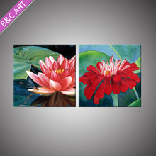 Flower printing painting picture dropship giclee artwork