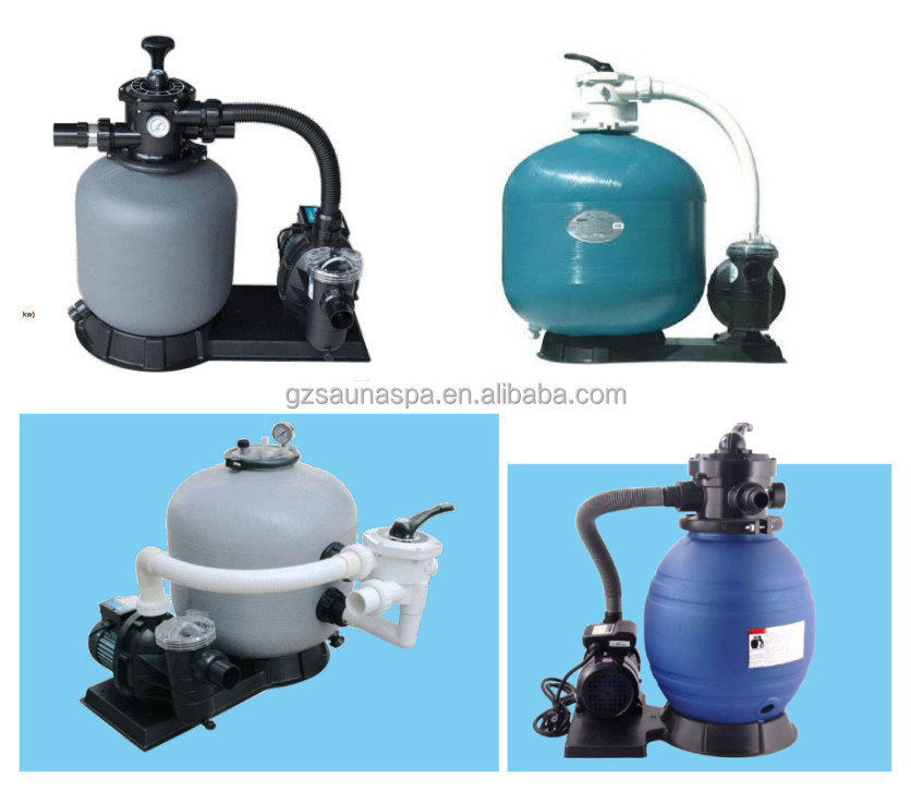 2015 New Swimming Pool Equipment Wholesale Price Type Swimming Pool Water Filter Motor Pump