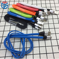 2A high elastic noodle flat usb cable rende v8 all data factory directly!