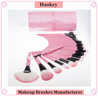 Facial cosmetics brushes 32pcs makeup brush set
