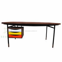 Modern office table Finn Juhl Nyhavn Desk
