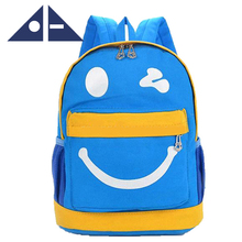 New Style Painted Cute Cartoon Back School Teenage Children Bags For Students