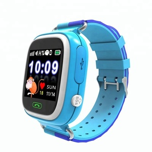 Latest design color and low cost 3g mobile android wrist smart watch cell phone