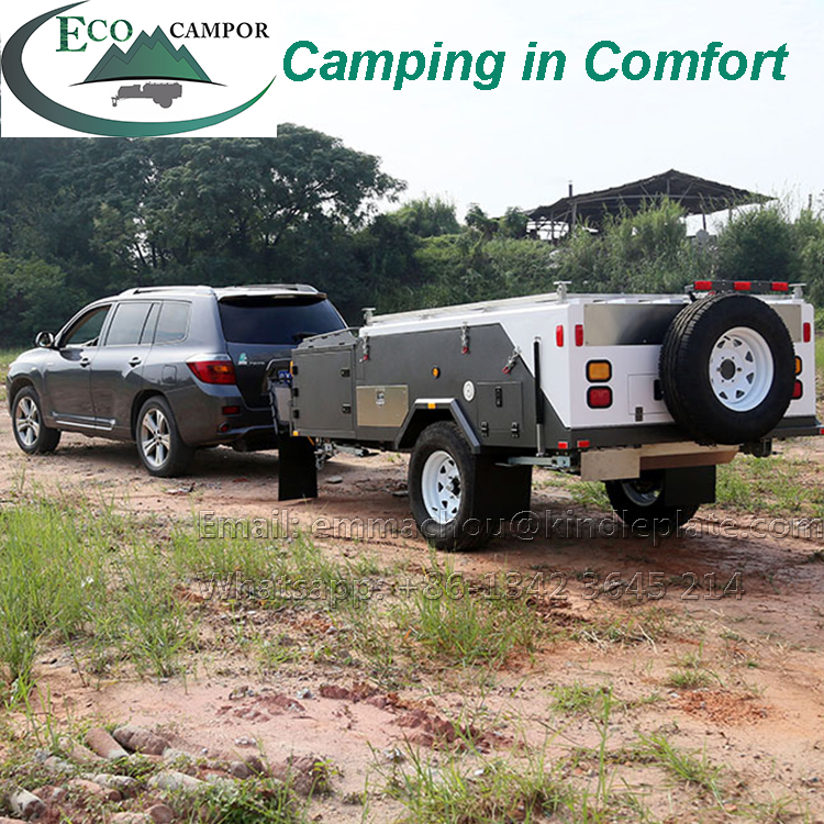 Off Road Camping Trailers Plans Perth Brisbane For Sale