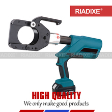 EZ-85 Battery powered hydraulic armoured cable cutter