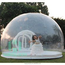 Charming price with high quality inflatable camping tent for indoor or outdoot inflatable bubble tent for sale