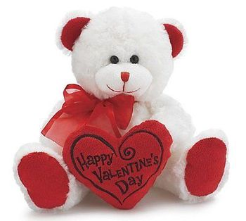 """Happy Valentine's Day""valentines teddy bears wholesale"