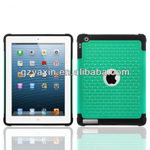 rhinestone case for ipad 2,Rhinestone Silicone case for ipad 2 3 4 bling bling case