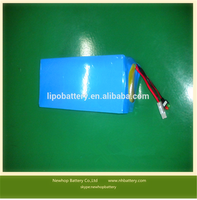 Hot selling 48V 40Ah rechargeable electric scooter lithium battery for E-bike