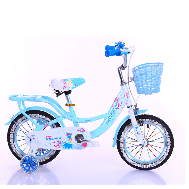 Cheap price four wheel cycles for child/hot sale children bicycle models