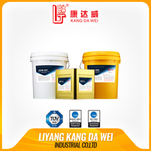 Liyang Kangdawei Industrial silicone rubber adhesive glue coating for chimney anti-corrosion