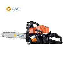 Hot sale 2 stroke hand powered 5200 chain <strong>saws</strong>