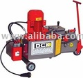 HYDRAULIC BAR CUTTING MACHINE - BAR CUTTING & BENDING MACHINES