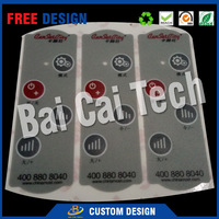 Competitive price embossing membrane keyboard, metal dome membrane keyboard, membrane keyboard