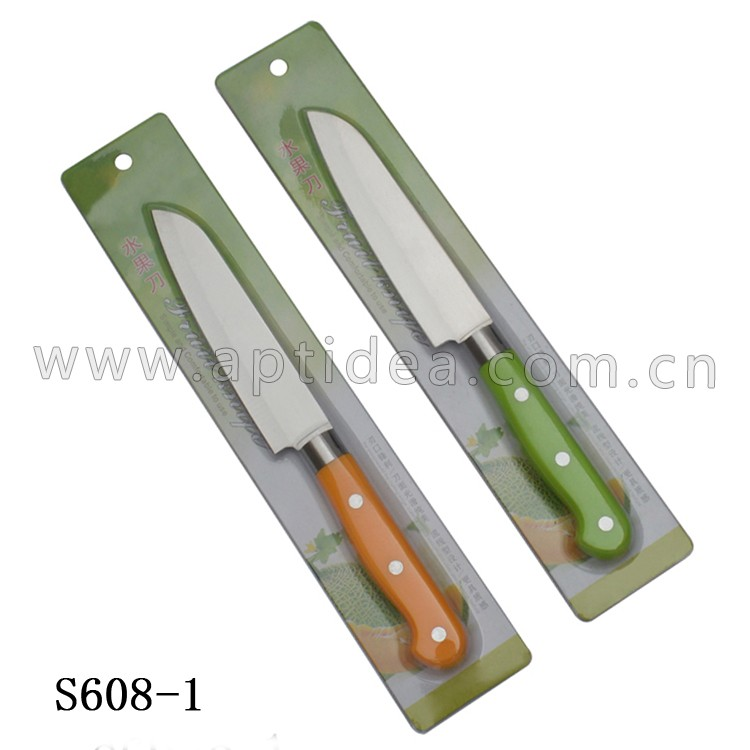 good quality plastic handle 8 inch kitchen knife buy