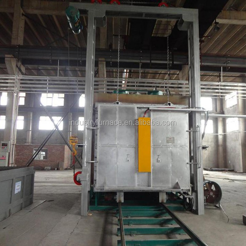 High efficienct spheroidizing heat treatment furnace used for bear industry