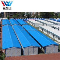 China manufacture low cost prefabricated house/modular house/ K prefabricated home