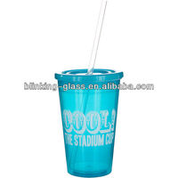 16oz acrylic tumblers with straw