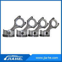 China exporter air compressor titanium piston &connecting rod Assy/60mm air compressor connecting rod /bock compressor parts