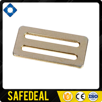 Zinc Plate Sheet Stamped Steel Adjustable Quick Connect Buckle