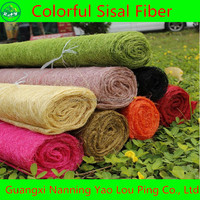 Other Fiber Product Type and Raw Pattern sisal fiber grade