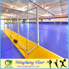 PP suspended interlocking sports flooring futsal court floor