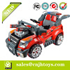 Hot Selling ! 1:4 Double Battery Package Rc Ride On Car With Light And Music (99839)